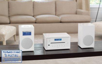 Радиоприемник Tivoli Audio Model 10 Lines/Silver (M10L)