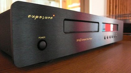 Exposure 3010S2 CD Player black