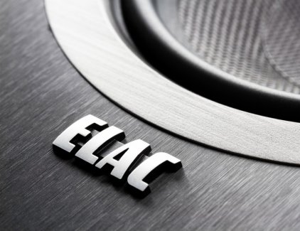 ELAC Debut B6 black brushed vinyl