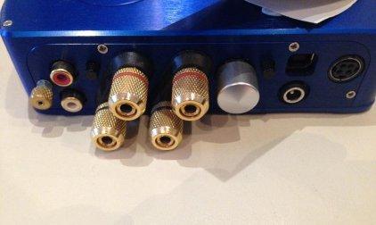 Chord Electronics Chordette SCAMP blue