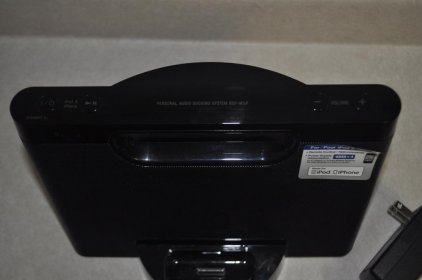 Док-станция Sony RDP-M5iP