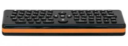 Беспроводная 3D мышь Air Mouse + 56 клавишная QWERTY клавиатура Upvel UM-511KB