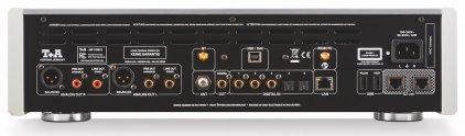 T+A MP 1000 E (black/silver)