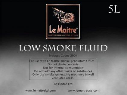 Аксессуар LE MAITRE LSX& LSG LOW SMOKE FLUID 5l