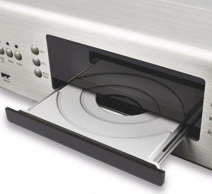 CD проигрыватель T+A MP 1000 E (silver/anthracite)
