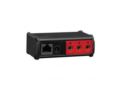 APart NETKIT-IR Конвертор Ethernet - ИК, DHCP, 10/100 Мбит/с, RJ45, 5 - 16 В, 300 мA, 82.5 х 57.2 х 31.8 мм, 92 г.