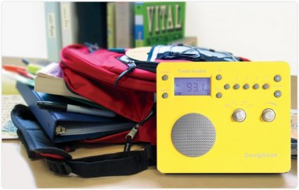 Tivoli Audio Songbook yellow/silver (SBYS)