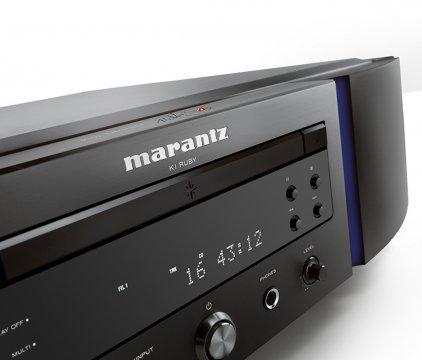 Marantz SA-KI Ruby black