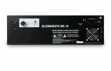 Allen&Heath iDR-16