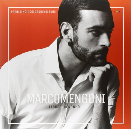 "Marco Mengoni LE COSE CHE NON HO (12"" Vinyl standard weight)"