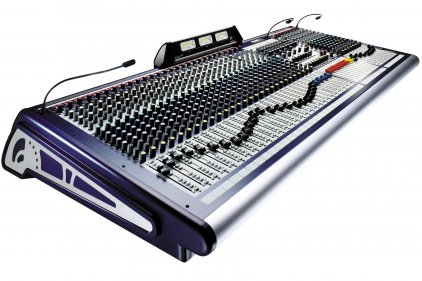 Микшер Soundcraft GB8-48