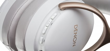 Denon AH-GC30 white