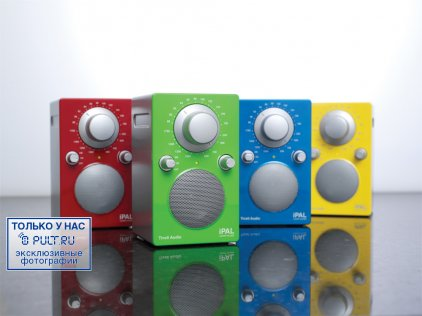 Радиоприемник Tivoli Audio Portable Audio Laboratory high gloss black