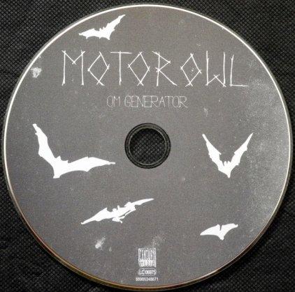 Motorowl OM GENERATOR (LP+CD)