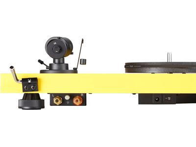 Pro-Ject Debut Carbon Esprit (DC) yellow (Ortofon 2M-RED)