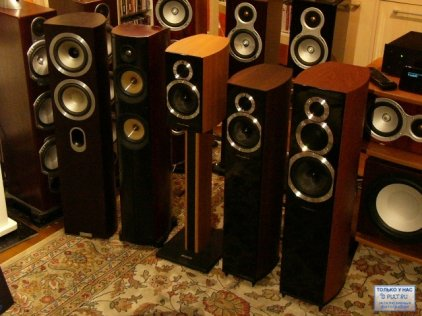 Wharfedale Diamond 10.5 rosewood quilt