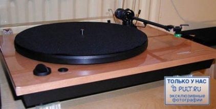 Проигрыватель винила Thorens TD 295 MKIV black piano (тонарм TP41, картридж AT95E)