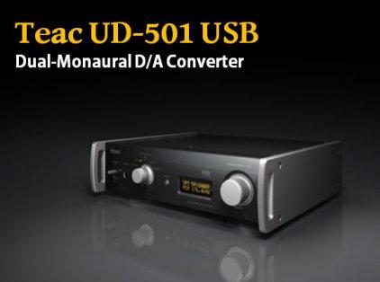 ЦАП Teac UD-501 black