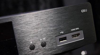 Blu-Ray проигрыватель Cambridge CXU black