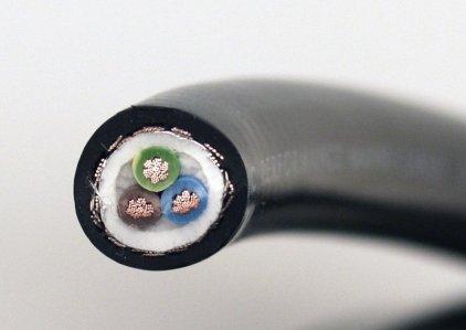 Сетевой кабель QED 3097 Performance Qonduit/50