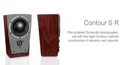 Dynaudio Contour SR glossy black lacquer