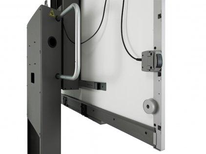 Smart Board Мобильная напольная стойка с регулируемой высотой для систем на базе SBM6, SB6, SBX8