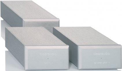 Clearaudio Accu-power-supply