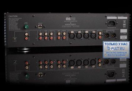 Musical Fidelity M6-PRE black