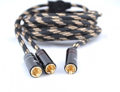 MT-Power SUBWOOFER CABLE PLATINUM 2.0m