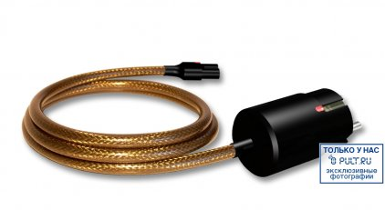 Кабель сетевой Essential Audio Tools CURRENT CONDUCTOR 8 0.5m