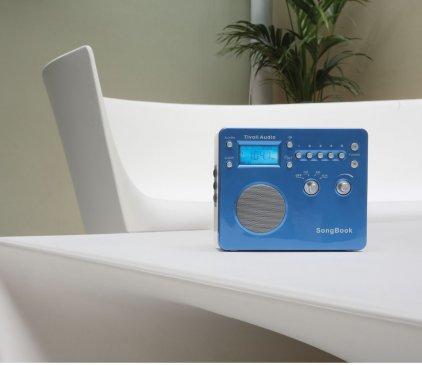 Tivoli Audio Songbook blue/silver (SBBLUS)