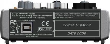 Behringer 302USB