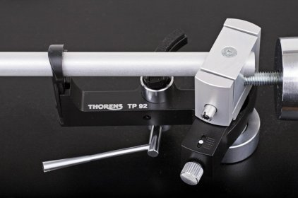 Проигрыватель винила Thorens TD309 highgloss black (Тонарм TP92, картридж TAS 267)