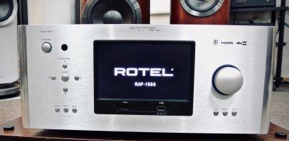 Rotel RAP-1580 silver