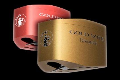 Головка звукоснимателя Gold Note Donatello Red