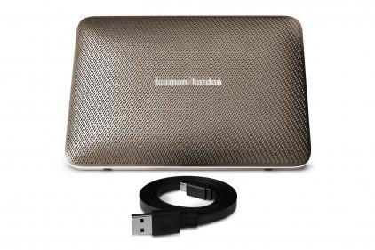 Портативная акустика Harman Kardon Esquire 2 Gold