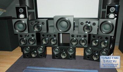 Встраиваемая акустика B&W CT7.4 LCRS