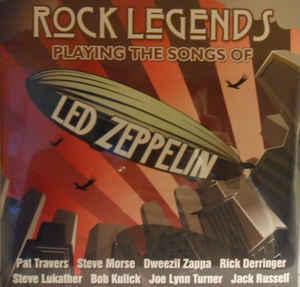 Led Zeppelin ROCK LEGENDS PLAYING THE SONGS OF LED ZEPPELIN (180 Gram)