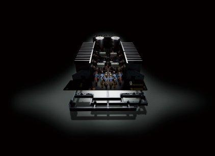 Yamaha A-S701 silver