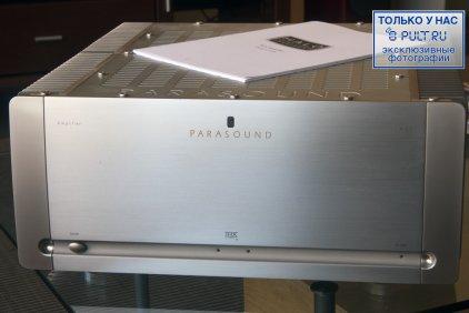 Усилитель мощности Parasound A21 silver