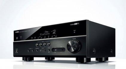 AV ресивер Yamaha RX-V481 black