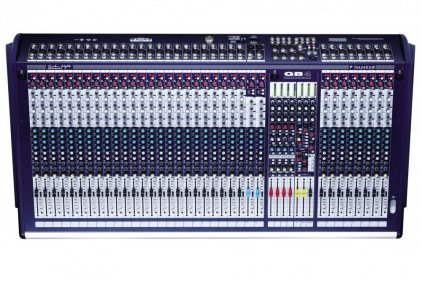 Микшер Soundcraft GB4-40