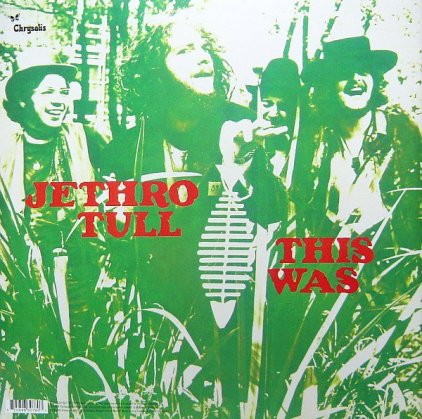Jethro Tull THIS WAS (180 Gram)