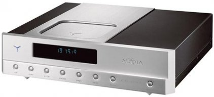 Audia Flight CD One silver