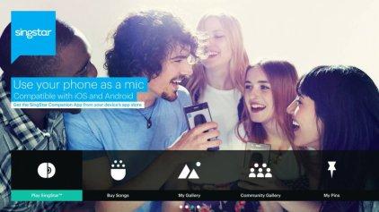 Sony Игра для PS3 Singstar: Короли вечеринок, Рус