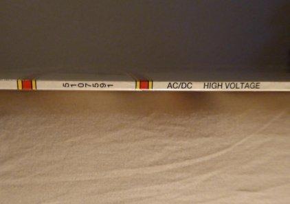 AC/DC HIGH VOLTAGE (Remastered/180 Gram)