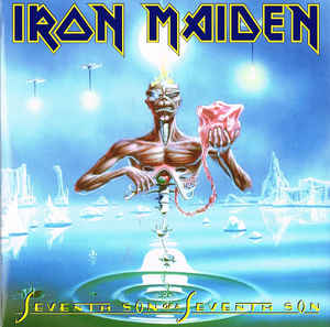 Iron Maiden SEVENTH SON OF A SEVENTH SON (180 Gram)