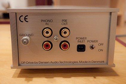 Densen DP-Drive XS albino