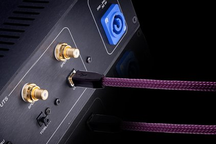 USB кабель Tchernov Cable Classic IC USB A-B 1.0m