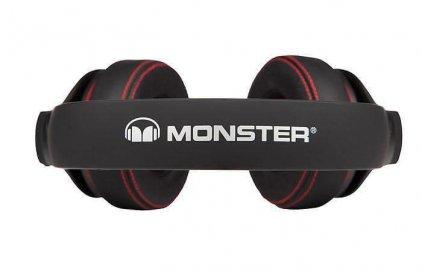 Наушники Monster Octagon Over-Ear Headphones black (130553-00)